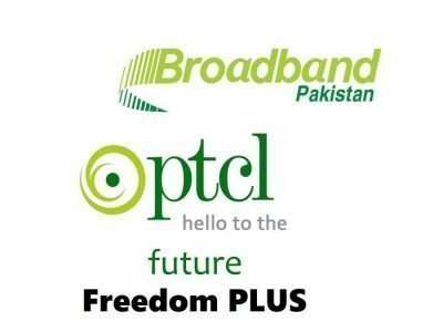 PTCL Freedom Plus Package