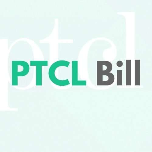 HOW TO CHECK PTCL Bill ONLINE?