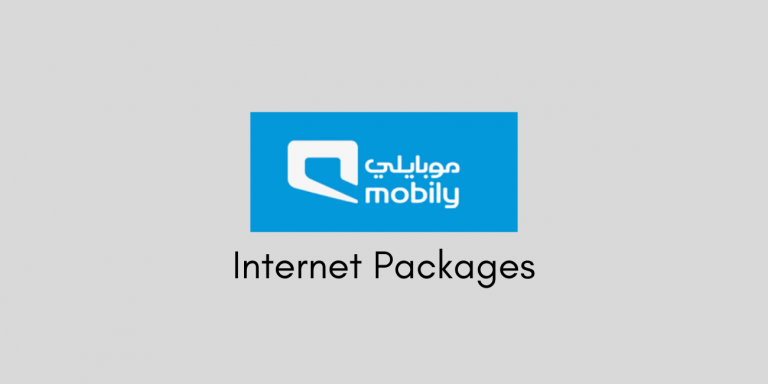 Mobily Internet Packages